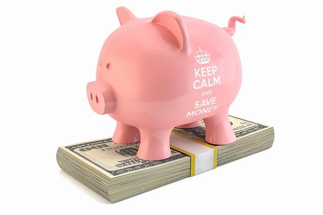בנק החזירונים עומד על מעט כסף